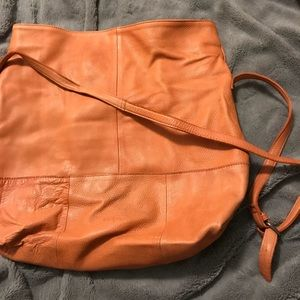 Anthropologie Day & Mood soft leather crossbody